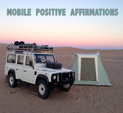 Mobile Positive Affirmations - David J. Abbott M.D. - Positive Thinking Doctor - Positive Thinking Network