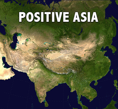 Positive Asia - David J. Abbott M.D. - Positive Thinking Doctor