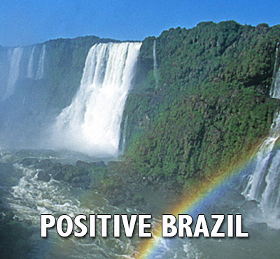 Positive Brazil - David J. Abbott M.D. - Positive Thinking Doctor