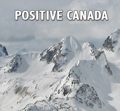 Positive Canada - David J. Abbott M.D. - Positive Thinking Doctor