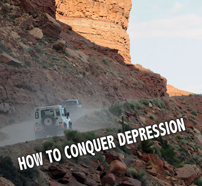 How to conquer depression - Positive Thinking Network - Positive Thinking Doctor - David J. Abbott M.D.