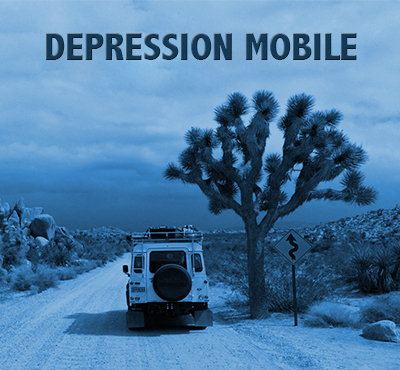Depression Mobile - Positive Thinking Network - Positive Thinking Doctor - David J. Abbott M.D.