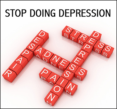 Stop Doing Depression - Positive Thinking Network - Positive Thinking Doctor - David J. Abbot M.D.