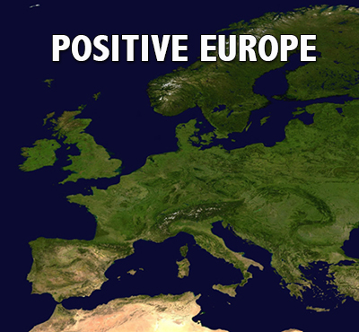 Positive Europe - Positive Thinking Network - David J. Abbott M.D. - Positive Thinking Doctor
