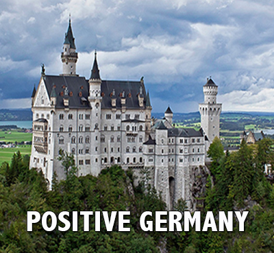 Positive Germany - David J. Abbott M.D. - Positive Thinking Doctor