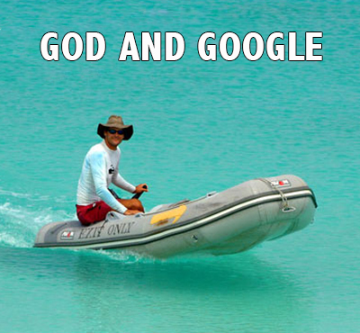 God and Google - Positive Thinking Network - Positive Thinking Doctor - David J. Abbott M.D.