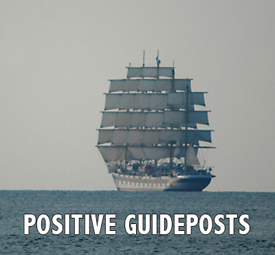 Positive Guideposts - Positive Thinking Network - Positive Thinking Doctor - David J. Abbott M.D.
