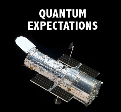 Quantum Expectations - Positive Thinking Network - Positive Thinking Doctor - David J. Abbott M.D.