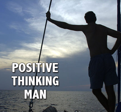 Positive Thinking Man - Positive Thinking Network - Positive Thinking Doctor - David J. Abbott M.D.