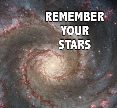 Remember Your Stars - Positive Thinking Network - Positive Thinking Doctor - David J. Abbott M.D.
