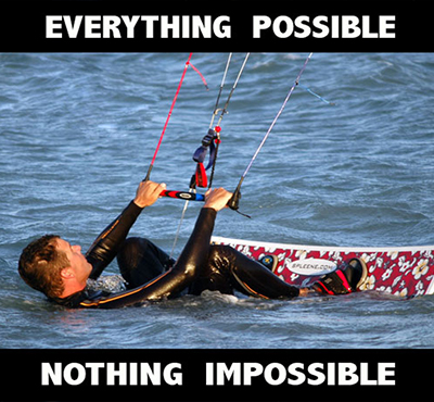 Everything Possible Nothing Impossible - Positive Thinking Network - Positive Thinking Doctor - David J. Abbott M.D.