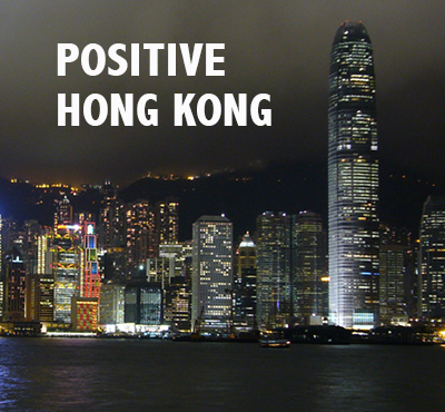 Positive Hong Kong - David J. Abbott M.D. - Positive Thinking Doctor