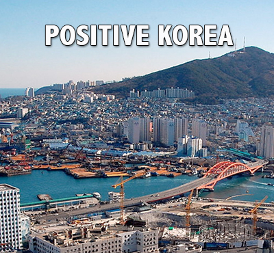 Positive Korea - David J. Abbott M.D. - Positive Thinking Doctor