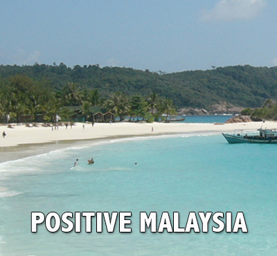 Positive Malaysia - David J. Abbott M.D. - Positive Thinking Doctor