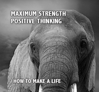 Maximum Strength Positive Thinking - Positive Thinking Network - Positive Thinking Doctor - David J. Abbott M.D.