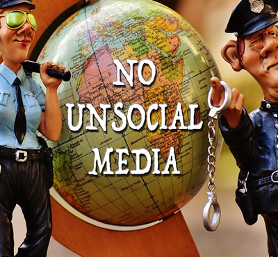 No Unsocial Media - David J. Abbott M.D.