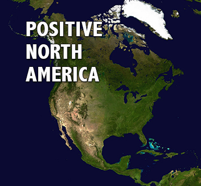 Positive North America- David J. Abbott M.D. - Positive Thinking Doctor