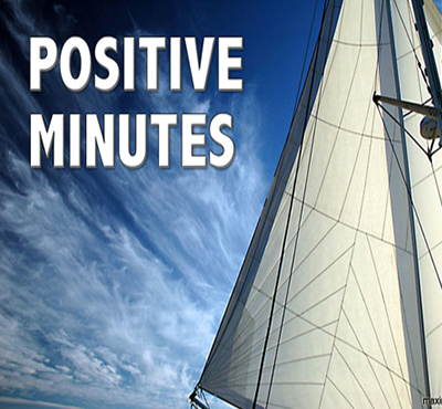 Positive minutes - David J. Abbott M.D.