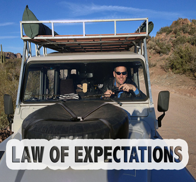 Law of Expectations- David J. Abbott M.D. - Positive Thinking Doctor