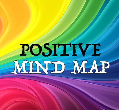 Positive Mind Map - David J. Abbott M.D. - Positive Thinking Doctor