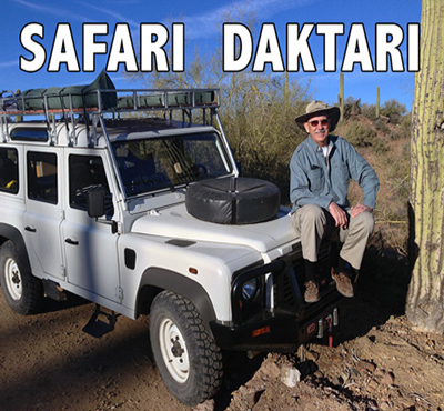 Safari Daktari - David J. Abbott M.D. - Explore your positive superpowers