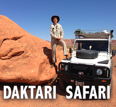 Daktari Safari - David J. Abbott M.D.