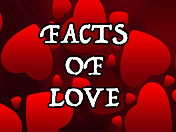 Facts of Love - You need to learn the facts of love - David J. Abbott M.D.