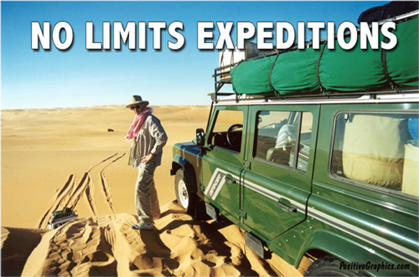 No limits expeditions