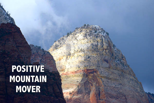 Positive Mountain Mover