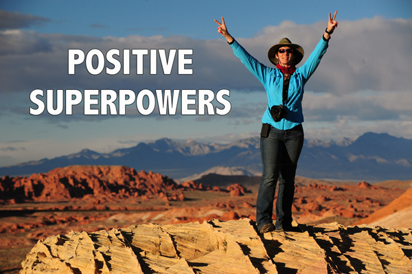 Positive Superpowers - Your ten superpowers