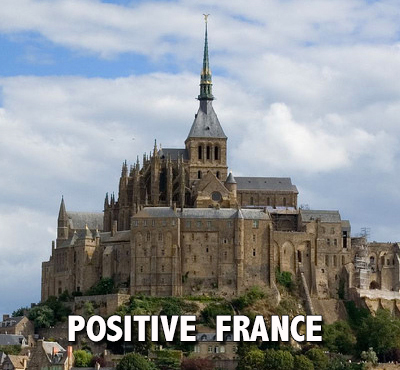 Positive France - Positive Thinking Network - Positive Thinking Doctor - David J. Abbott M.D.