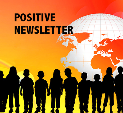 Positive Newsletter - Positive Thinking Network - Positive Thinking Doctor - David J. Abbott M.D.