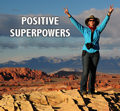 Positive Superpowers - Positive Thinking Network - Positive Thinking Doctor - David J. Abbott M.D.