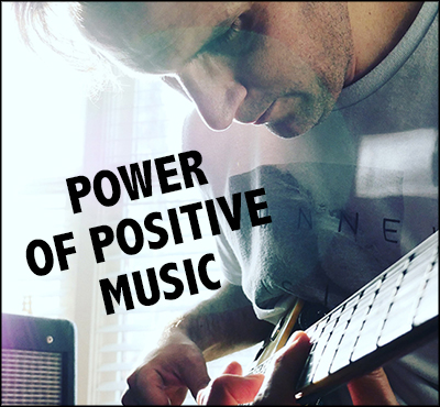 Power of Positive Music - Positive Thinking Network - Positive Thinking Doctor - David J. Abbott M.D