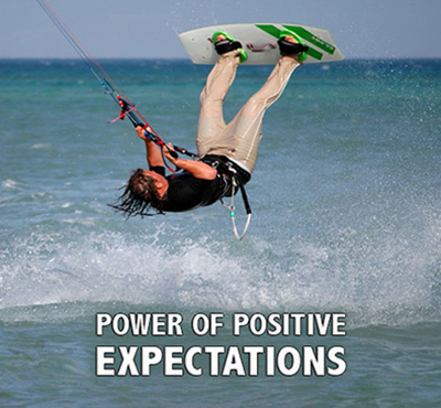 Power of Positive Expectations - Positive Thinking Network - Positive Thinking Doctor - David J. Abbott M.D