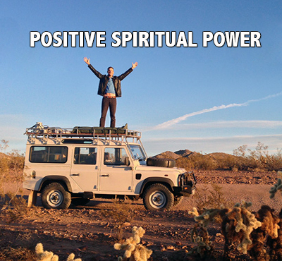 Positive Spiritual Power - Positive Thinking Network - Positive Thinking Doctor - David J. Abbott M.D.