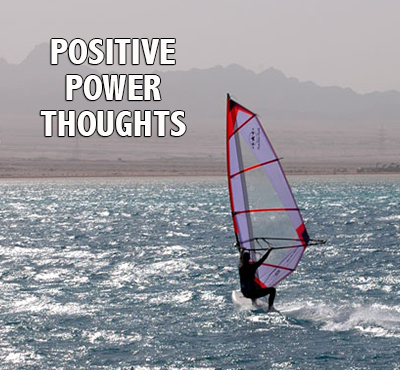 Positive Power Thoughts - Positive Thinking Network - Positive Thinking Doctor - David J. Abbott M.D.