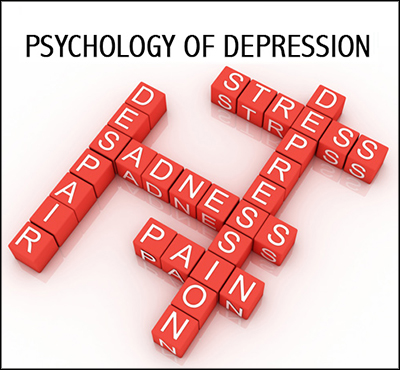 Psychology of Depression - David J. Abbott M.D. - Positive Thinking Doctor