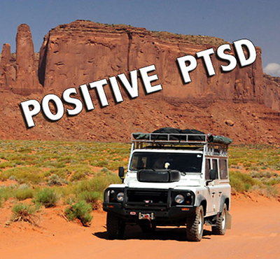 Positive PTSD - Positive Thinking Network - Positive Thinking Doctor - David J. Abbott M.D.