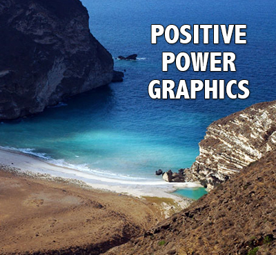 Positive Power Graphics - Positive Thinking Network - Positive Thinking Doctor.com - David J. Abbott M.D.