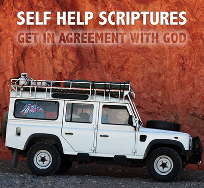 Self Help Scriptures - Positive Thinking Network - Positive Thinking Doctor - David J. Abbott M.D.
