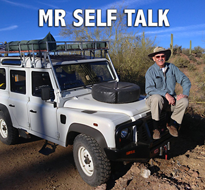 Mr. Self Talk - David J. Abbott M.D. - Positive Thinking Doctor
