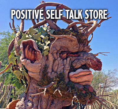 Positive Self Talk Store - Positive Thinking Network - David J. Abbott M.D. - Positive Thinking Doctor