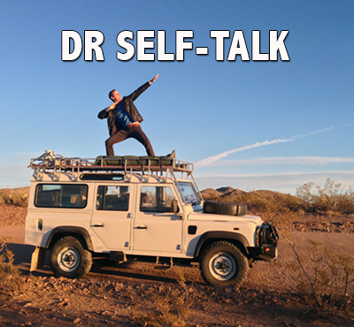 Dr. Self Talk - David J. Abbott M.D. - Positive Thinking Doctor