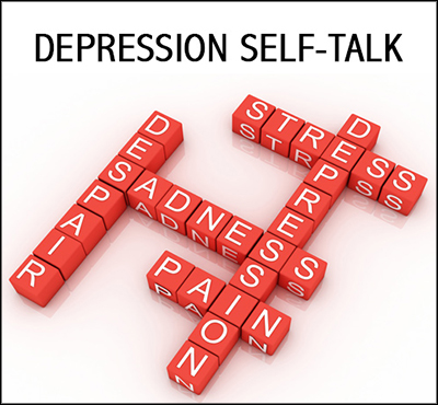 Depression Self Talk - David J. Abbott M.D. - Positive Thinking Doctor