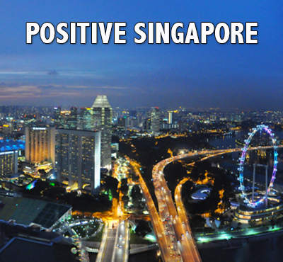 Positive Singapore - David J. Abbott M.D. - Positive Thinking Doctor