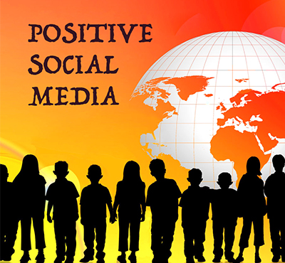 Positive Social Media - Positive Thinking Network - Positive Thinking Doctor - David J. Abbott M.D.