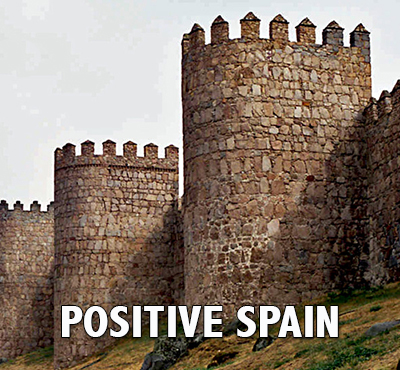 Positive Spain - David J. Abbott M.D. - Positive Thinking Doctor