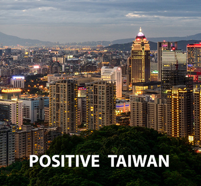 Positive Taiwan - David J. Abbott M.D. - Positive Thinking Doctor