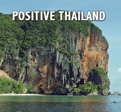 Positive Thailand - David J. Abbott M.D. - Positive Thinking Doctor